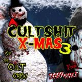 Dark Half - A Cult Shit Christmas 3 Cover Art