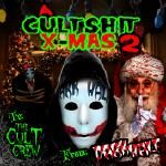 Dark Half - A Cult Shit Christmas 2 Cover Art