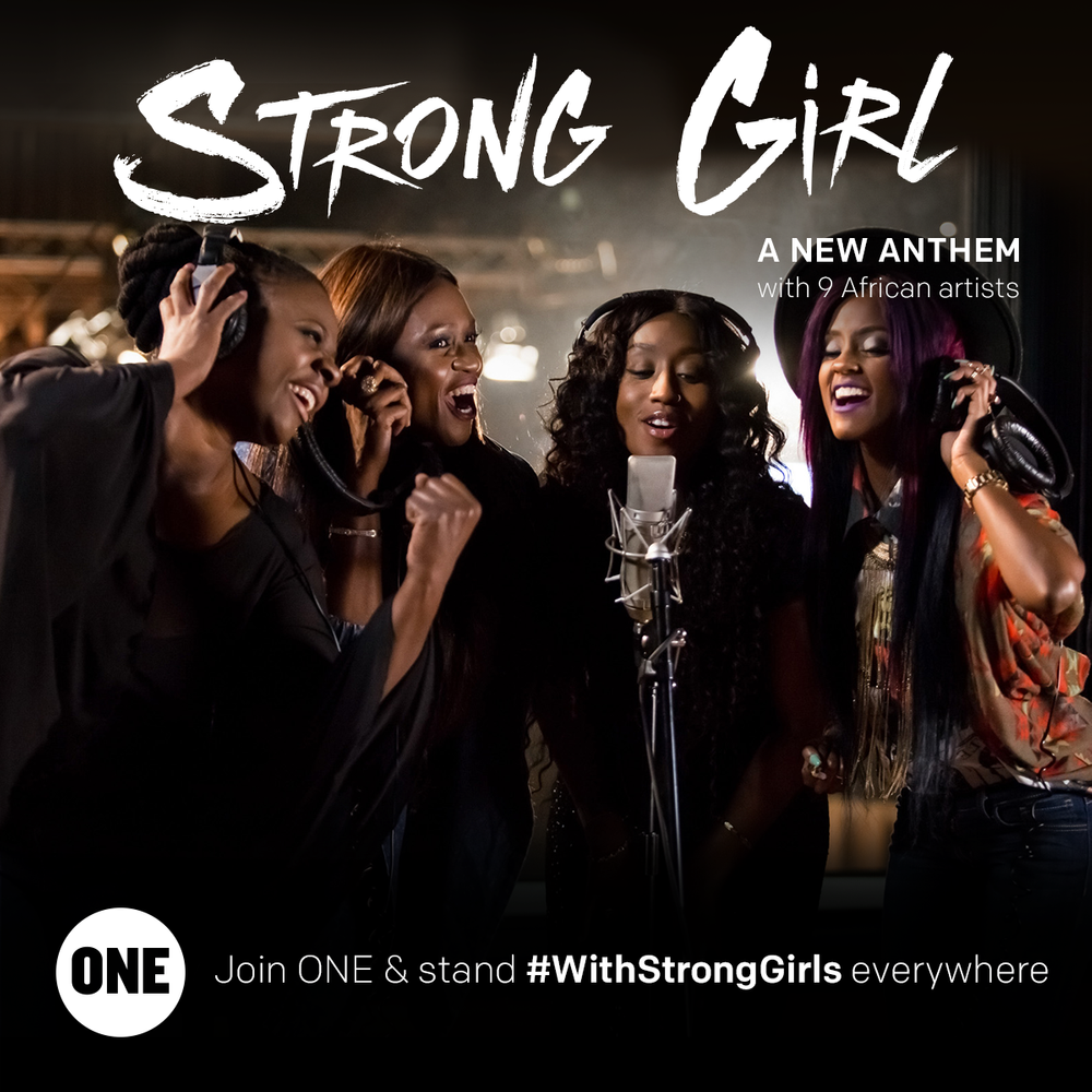 Strong Girl By Yemi Alade, Waje, Victoria , Vanessa ...