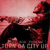 Dat Boa Follow - Devil Talkin Cover Art