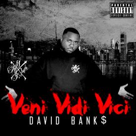David Banks - Veni Vidi Vici Cover Art