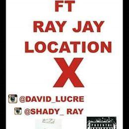 David Lucre - LOCATION X Cover Art