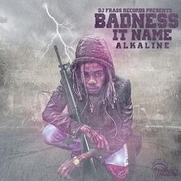 DAVIIKRS RECORDS - BADNESS IT NAME Cover Art