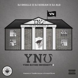 DayAndADream - YNU 2 Cover Art
