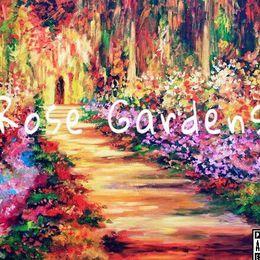 D.beal18 - Rose Gardens Cover Art