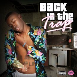 DC THE GREAT - Back In The Trap Cover Art