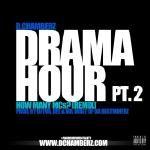 D.Chamberz - Drama Hour, Part 2 Cover Art