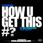 D.Chamberz - How U Get This Number (No Lie Freestyle) Cover Art