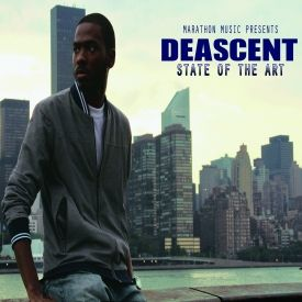 Deascent - STATE OF THE ART Cover Art