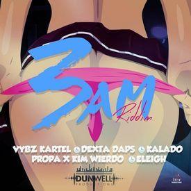 3AM Riddim Mix 2016
