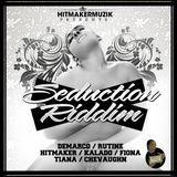 Deejay Bigz - Seduction Riddim Mix Cover Art