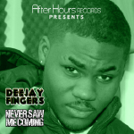 DeeJay Fingers - My Kinda Guy Cover Art