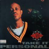 Deejay Irie - Take It Personal (Deejay Irie DIY Scratch Edit) Cover Art