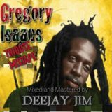 Deejay Jim - GREGORY ISAACS TRIBUTE MIX Cover Art