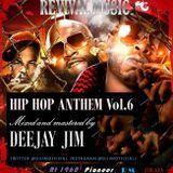 Deejay Jim - HIP HOP ANTHEM Vol.6 Cover Art