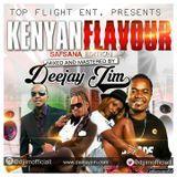 Deejay Jim - KENYAN FLAVOUR (Safsana Edition) Cover Art