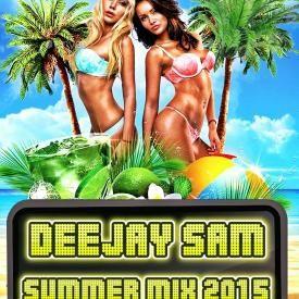 SUMMER MIX 2K15 - deejay sam (rnb-reggaeton-ragga_dancehall- clubbing )