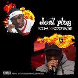 DeeJay Untouchable - Don't Play (Prod. By BuzzinPro. X Imvaize) Cover Art