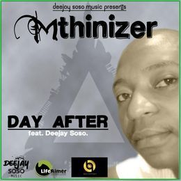 Deejay Soso Music - Day After (Original mix) Cover Art