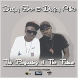 Deejay Soso Music - The Beginning Of The Future Cover Art