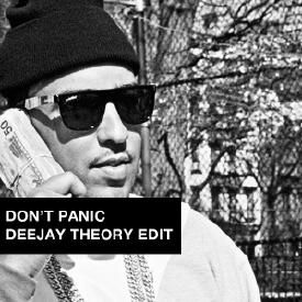 Don't Panic (Deejay Theory dembow edit)