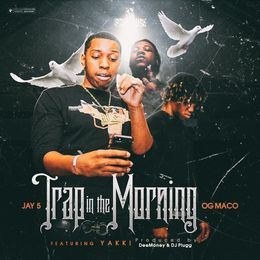 DeeMoneyNC - Trap In The Morning Cover Art