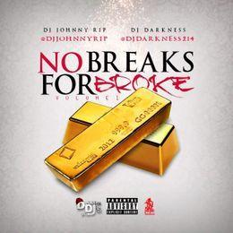 Definition DJ Darkness - No Breaks For Broke Vol. 1 Cover Art