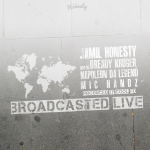 DEFINITION OF FRESH - Broadcasted Live Cover Art
