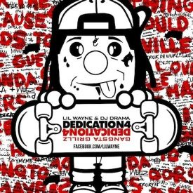 ComingSoon - Dedication 4 (Hosted By DJ Drama) Cover Art