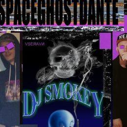 o b l a k a - DJ Smokey  meets SPACEGHOSTDANTE (instrumental) Cover Art