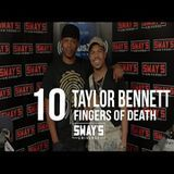 Deltron - 10 Fingers of Death on Sway Cover Art