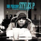 Deltron - 100% Styles P Cover Art