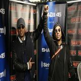 Deltron - 5 Fingers of Death Freestyle Going for the Crown on Sway Cover Art