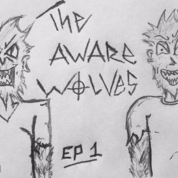Deltron - Aware Wolves EP 1 Cover Art