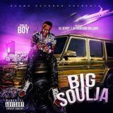 Deltron - Big Soulja Mixtape Cover Art