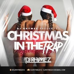 Deltron - Christmas in the Trap Mix Cover Art