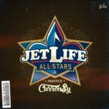 Deltron - Curren$y Presents: Jetlife Allstars Cover Art