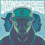 Deltron - Distinguished Curse Words EP Cover Art