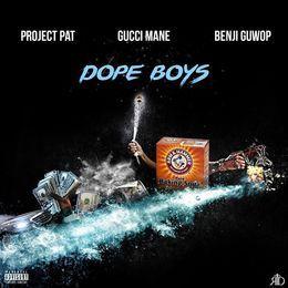 Deltron - Dope Boy (Remix) Cover Art