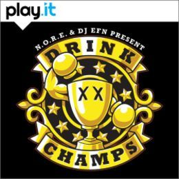 Deltron - Drink Champs Podcast Episode 55: A Tribe Called Quest Cover Art