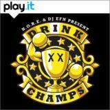 Deltron - Drink Champs Podcast Episode 65: The Battle Cover Art