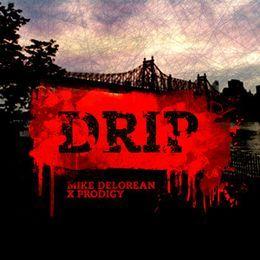 Deltron - Drip Cover Art