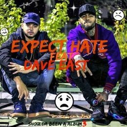 Deltron - Expect Hate Cover Art