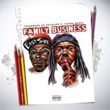Deltron - Family Business Cover Art