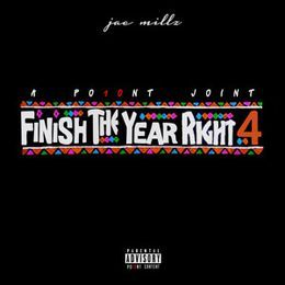 Deltron - Finish The Year Right 4 Cover Art