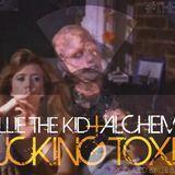 Deltron - Fucking Toxic. Cover Art