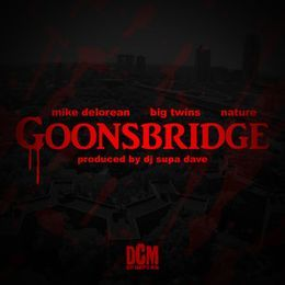 Deltron - GoonsBridge Cover Art