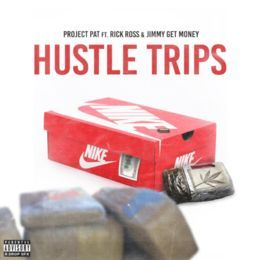 Deltron - Hustle Trips Cover Art
