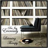 Deltron - Listening Therapy Mixtape Cover Art