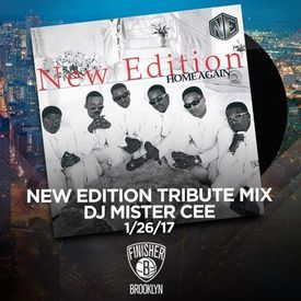 New Edition Tribute Mix